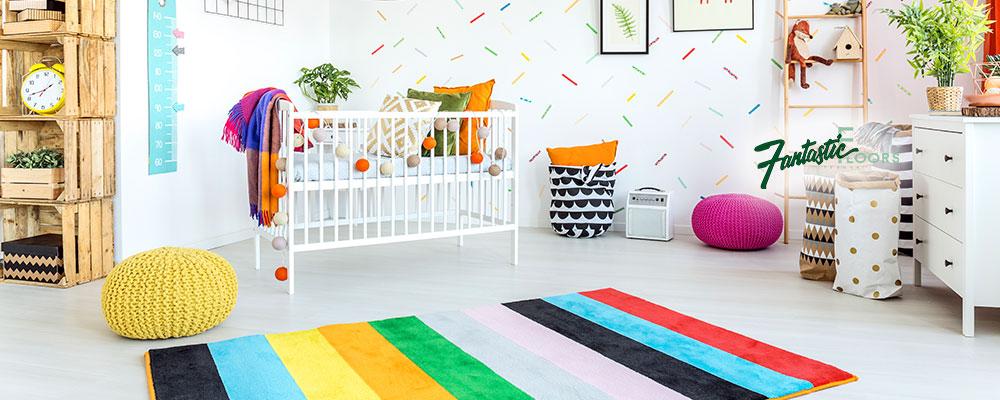 Children S Bedroom Flooring