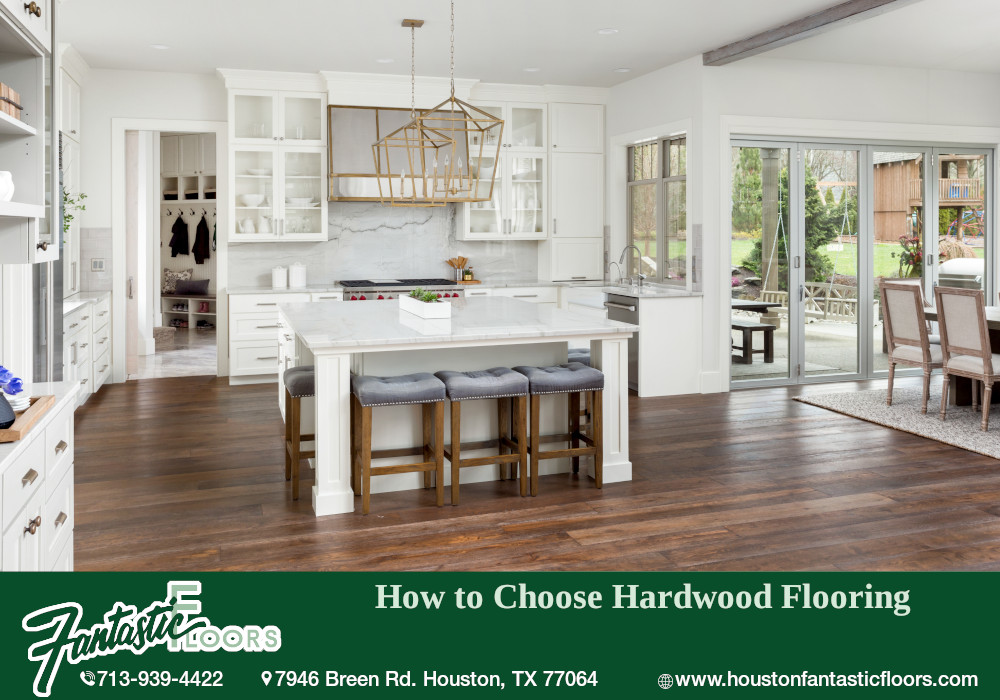 12 Hardwood Floor Installation in Houston